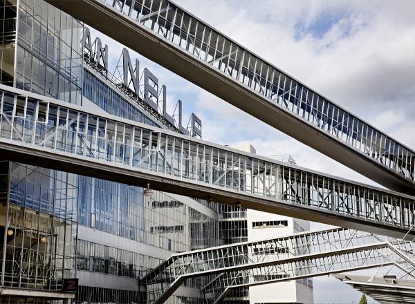 Van Nelle Fabriek / Monumental factory